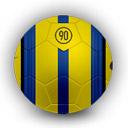 Кожанный мяч