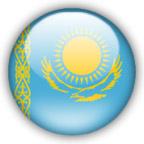 флаг Казахстана