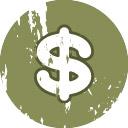 Значок доллар