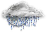 Погода: ночью дождь