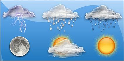 Погода - иконки