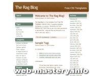 Шаблон каталога статей (ссылок)